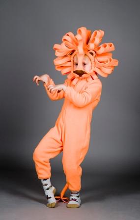 Как сделать костюм львенка
