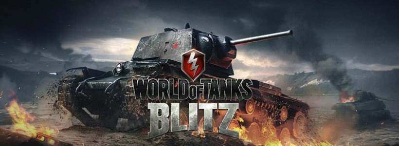 Танки - це центр гри World of Tanks Blitz